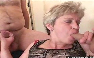granny trio act older aged porn granny old