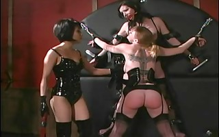 1 randy strumpets getting dominated by cute diva