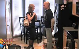 brandi love bonks the painter to receive out of