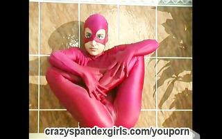 pliant spandexgirl masha (clip)
