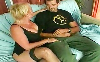 granny craves to fuck