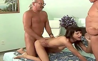 grandpas and youthful gals naughty compilation