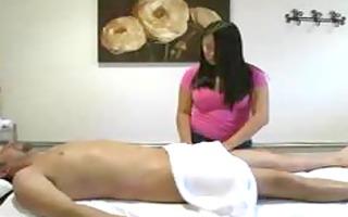 hawt oriental masseuse riding ramrod