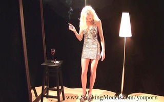 smokingmodels.com preview - lux kassidy