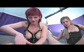 :- in the hands of your mistresses -:(femdom)