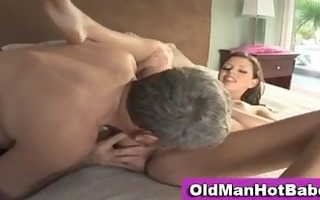 missy stone licked by dirty old stud