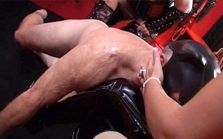 mistresses acquire their boots worshiped