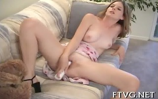 cucumber in soaked pussy