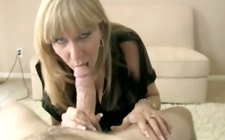 hungry large titted mother i sucking wang for