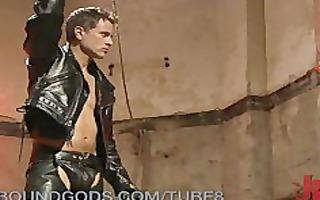 impure leather boys