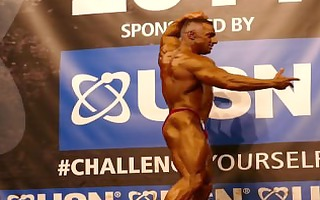 muscledad steph sinton - competitor no 88 - class