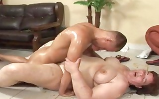 bulky big beautiful woman lilus nearly crushes