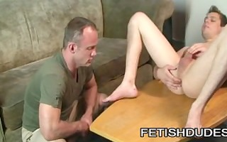 chris kohl - gracious dilf worshipping a twinky