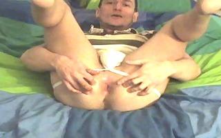 liam and his fake penis