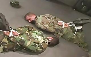 military homo dudes getting bondaged and abusd