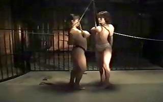 oriental double breast slavery