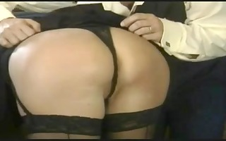 a bewitching juvenile woman taught to fist fuck a