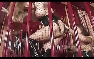 lesbo sexy lewd t live without cage fu...