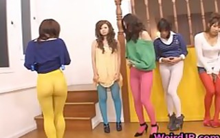 asian dolls receive tutoring in their hot part10