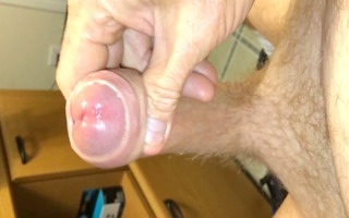 squeezing out a load