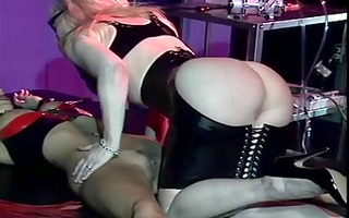 domme nina harltey playing with sex villein