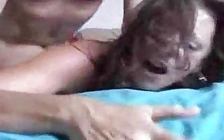 sexy aged brunette hair cougar margo sullivan
