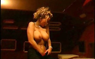hot big tit mother i caught touchign herself