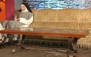 hot nun can aid but do anal