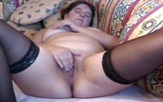 chubby mother i masturbates to agonorgasmos
