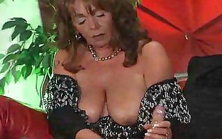 aged german hooker 60