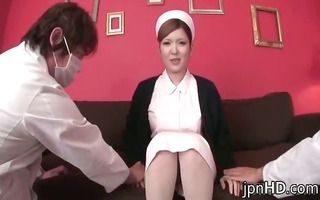 hawt nurse riana natsukawa screwed
