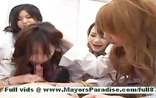 sexually excited oriental schoolgirls in the