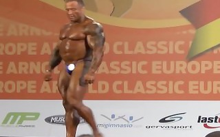 muscledad ramon: arnold classic europe 1661