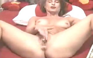 aged mother i masturbates on web camera