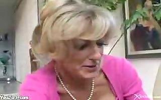 sexy aged etiquette teacher copulates legal age