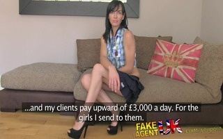 fakeagentuk indecent talking d like to fuck takes