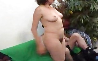 mature curly d like to fuck engulfing and fucking