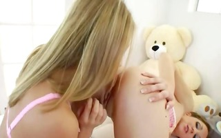 enchanting babysitters unfathomable dildoing
