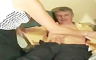 aged 57 years, step and james older mature porn