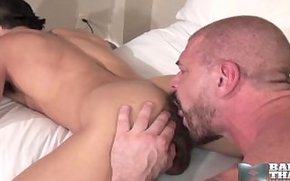muscled hardcore fuckers--draven torres and rocco