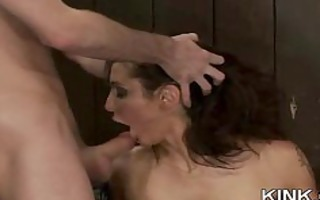 defiant beauty punished and screwed