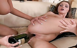 big titted lesbo wench nelly su...