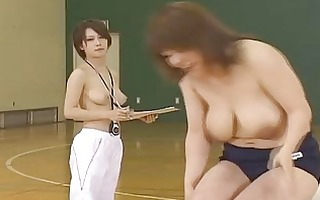 japanese doll is a sporty hotty who enjoys exposed