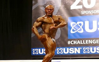 muscledad randall green - masters over 60 - nabba