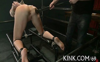 hawt marvelous cutie dominated and screwed