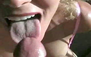 older wife swallows load