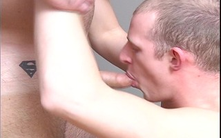 handy dude acquires a handle on supermans jock