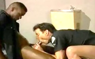 interracial cops scene