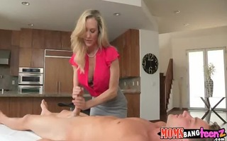 mamma and daughter fuck cock jointly brandi love,
