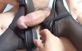 foot fetish compilation tape